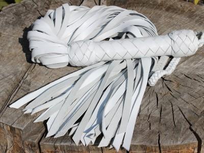 40 хвостов  белый