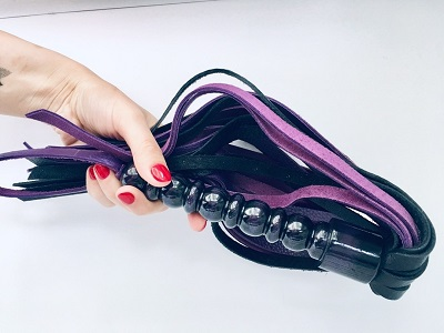 Интимный флоггер «Violet»