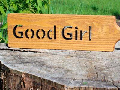 "Паддл ""Good Girl"""