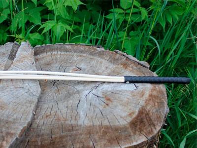 Ротанговая трость три в одном 5 мм